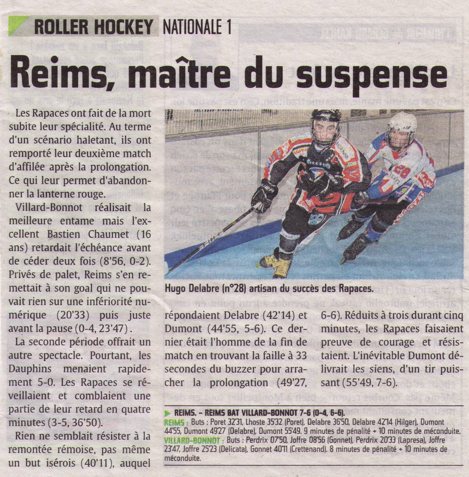 2013-12-08-N1-RHR vs VILLARD-BONNOT