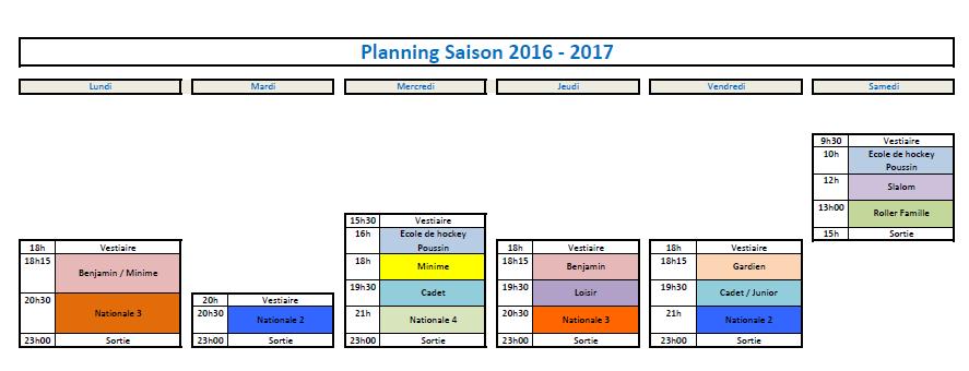 Planning 2016-17