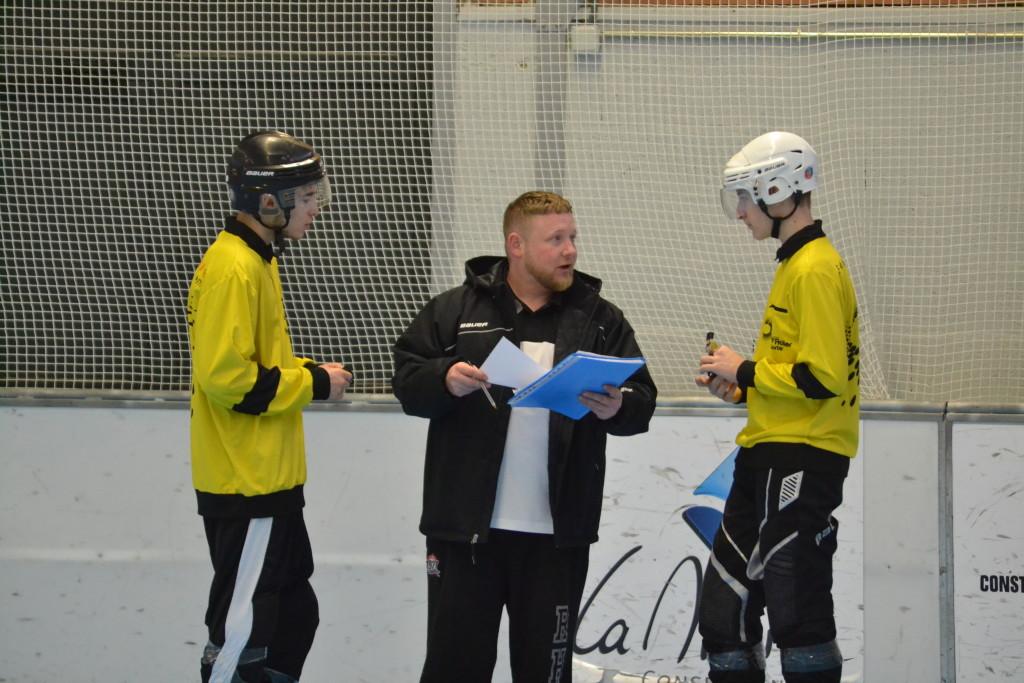 Coaching des arbitres par Jérôme - 8 janv 2017