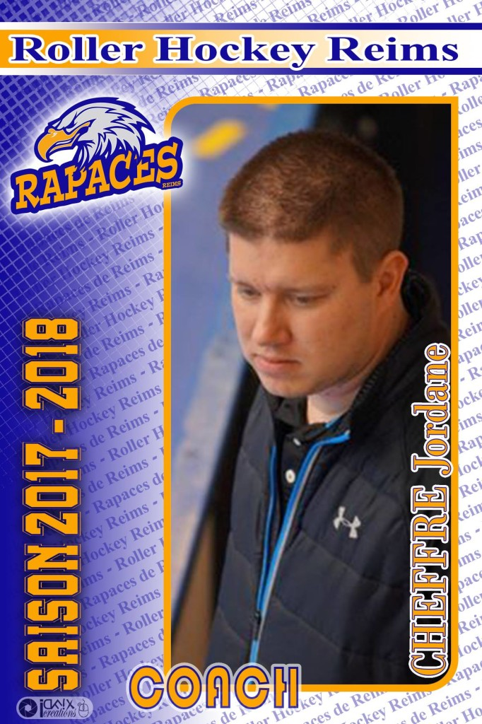 Coach Jordane CHEFFRE