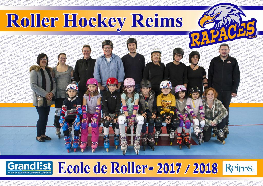 Ecole de Roller 17-18