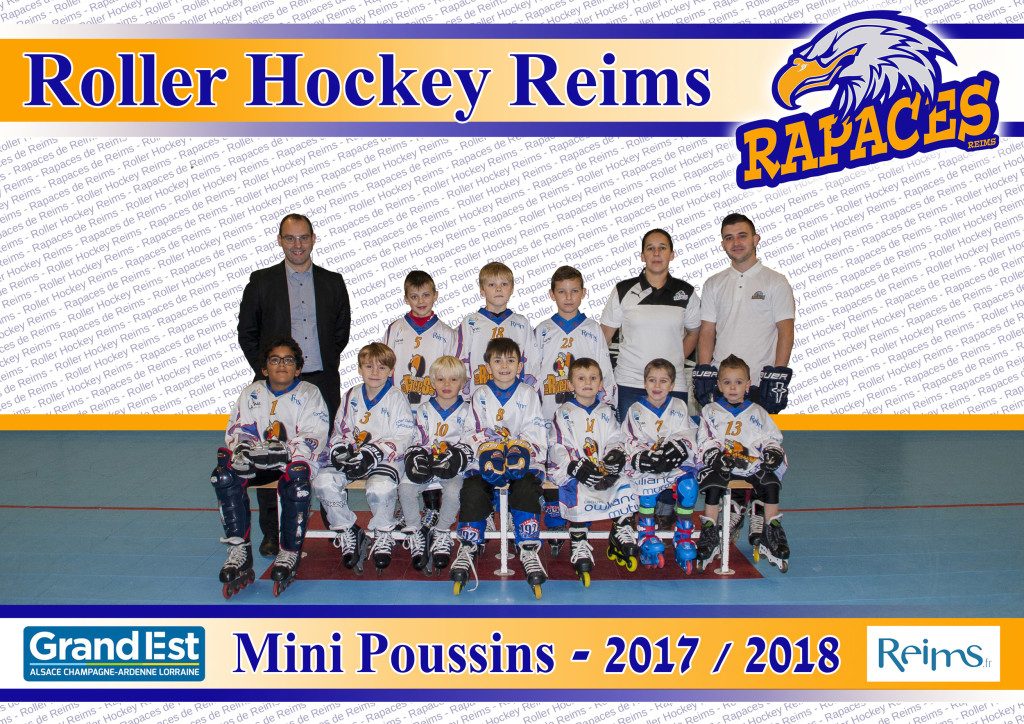 Effectifs Mini Poussins 2017-2018
