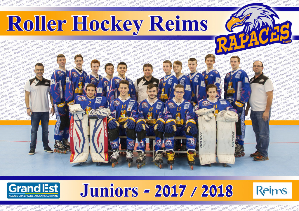 Effectifs Juniors 2017 - 2018