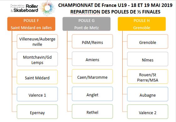 planning 1:2 finale Pont de Metz 18 et 19 mai 2019