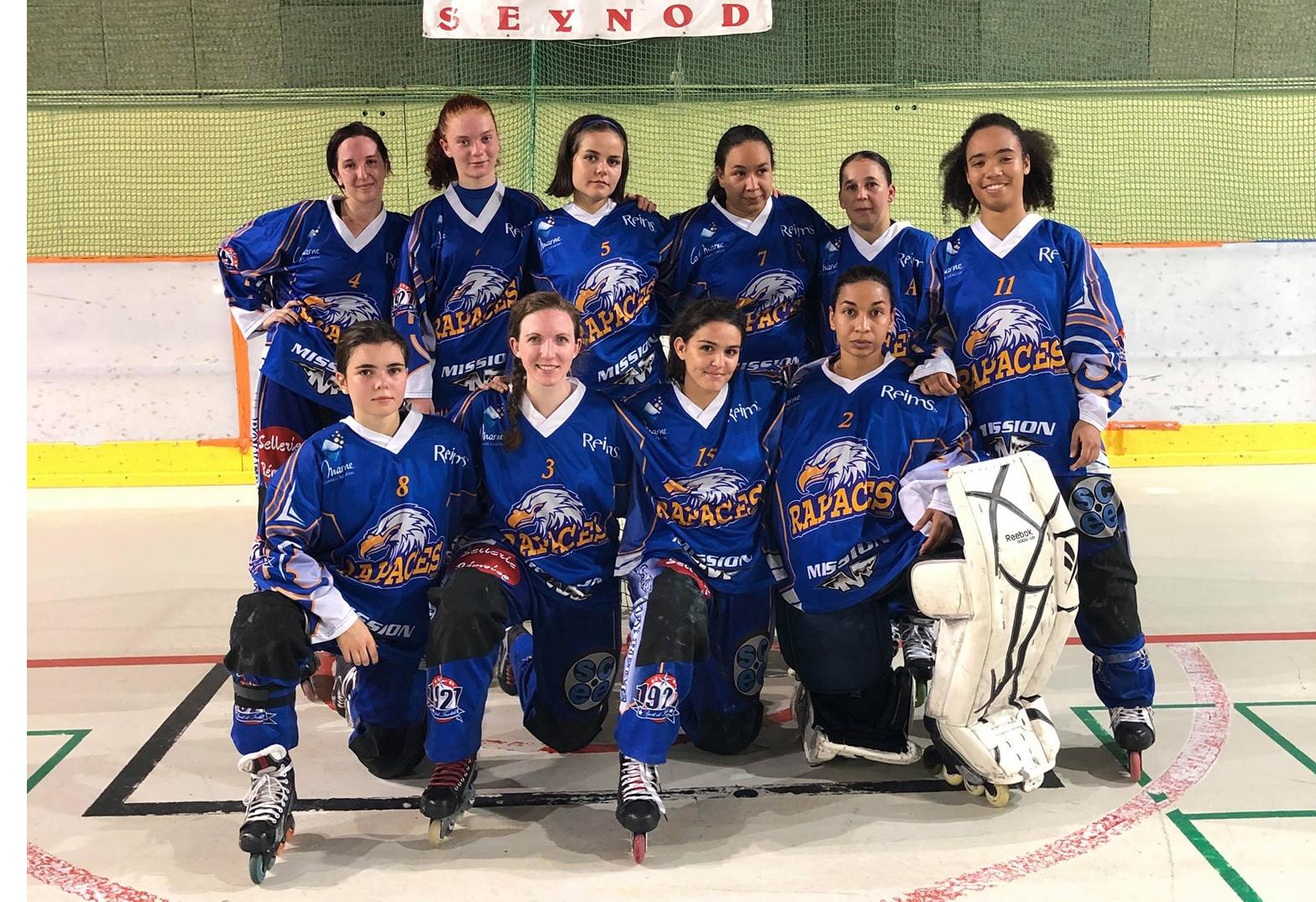 équipe Féminines 2019-20